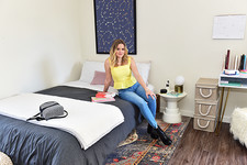 Inside Ava Phillippe's Stylish College Dorm Room Design