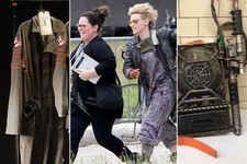 First Look: The New 'Ghostbusters' Uniforms and Proton Packs
