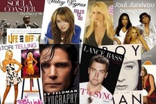 21 Celebrity Memoirs with Ridiculous Puns for Titles