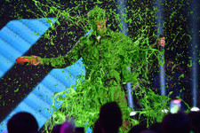 Stars Getting Slimed