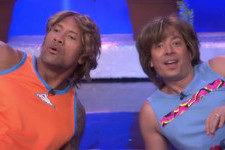 The Rock and Jimmy Fallon Were Once Cheesy Fitness Instructors